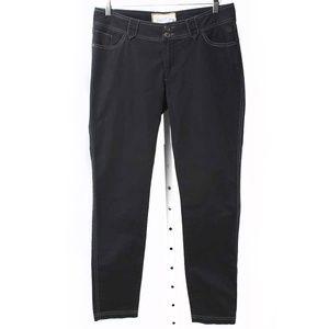 Aventura Black Organic Cotton Stretch Pants
